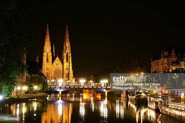 "strasbourg - saint paul church - ""hatuey photographies"" photos et images de collection"