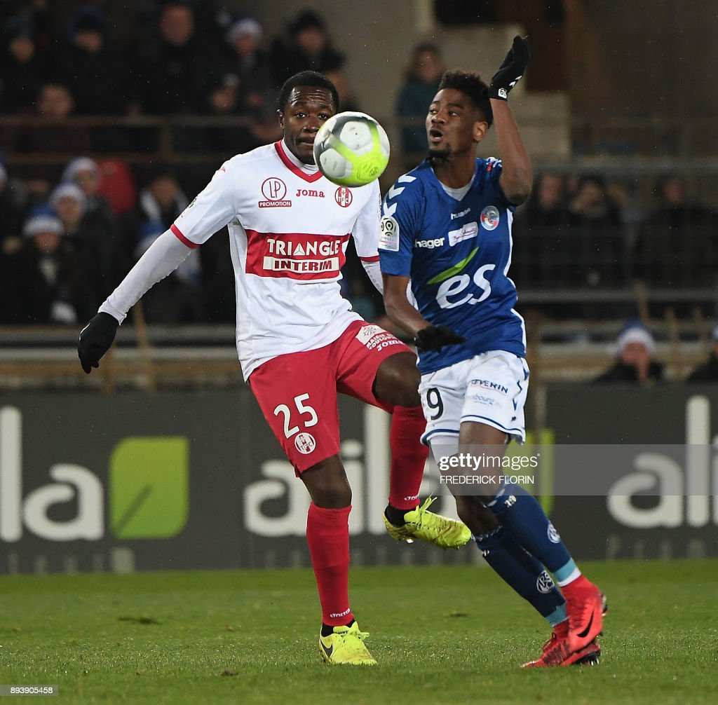 Strasbourg v Toulouse - Ligue 1