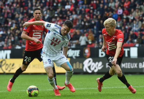 FRA: Rennes v RC Strasbourg - Ligue 1 Uber Eats