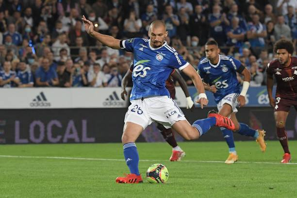 FRA: RC Strasbourg v FC Metz - Ligue 1 Uber Eats