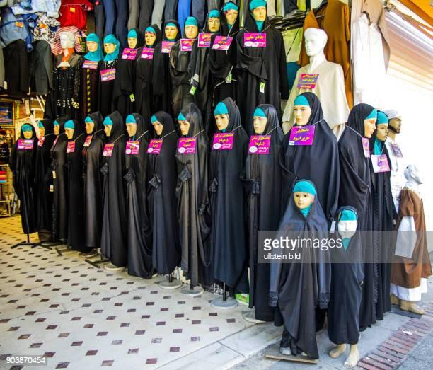 Strassenbild Iran IRN Shiraz Schiras Schiraz Garten des Iran Islamische Republik Iran Gottesstaat Persien Vorderasien Schiiten Islam Muslime...