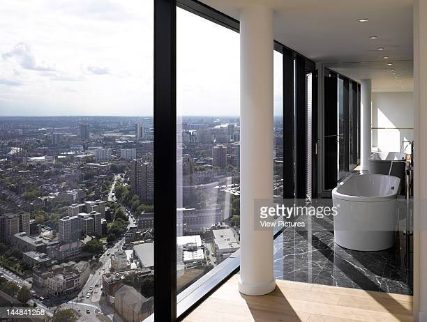 Strata Tower Elephant And Castle London Se1 United Kingdom Architect Bfls Strata Residential Tower South London Bfls Architects 2010Rear Flat On 36Th...