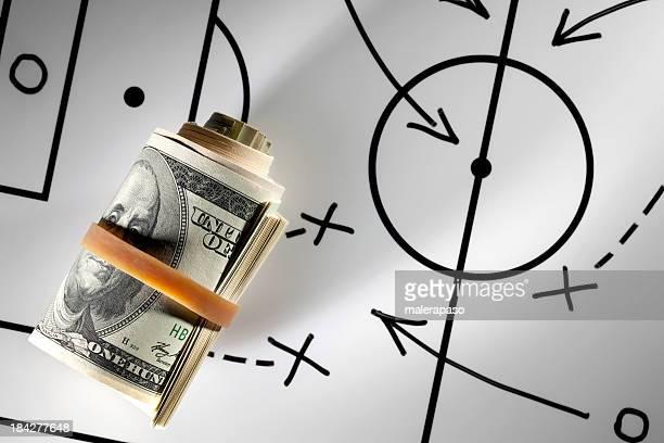 Estratégica de investimento