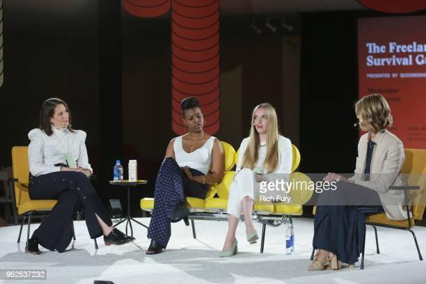 Strategic Partnerships Manager Fashion Food Lifestyle at Facebook/Instagram Sara Wilson coder and designer Kim Kim Goulboune digital strategist Sara...