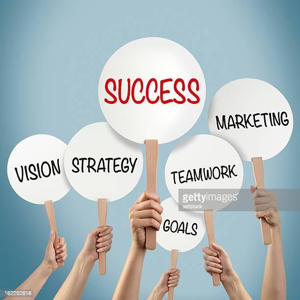 Stratégie pour réussir