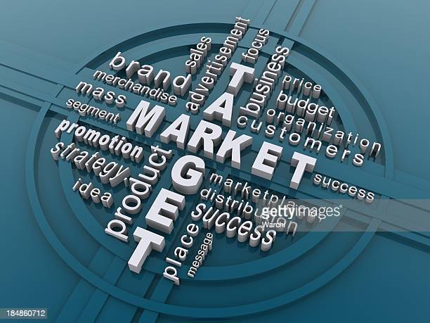 Strategy is the key to a good target market