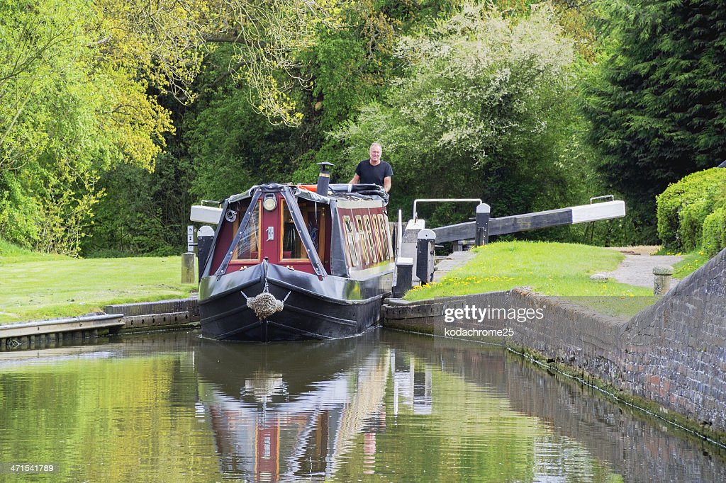 stratford canal : Stock Photo