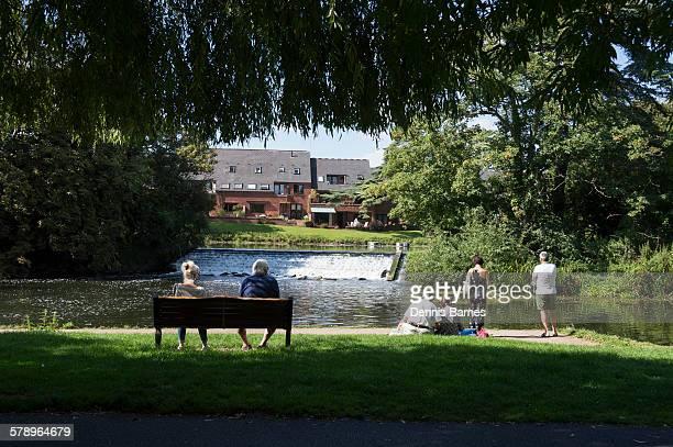 Stratford, River Avon