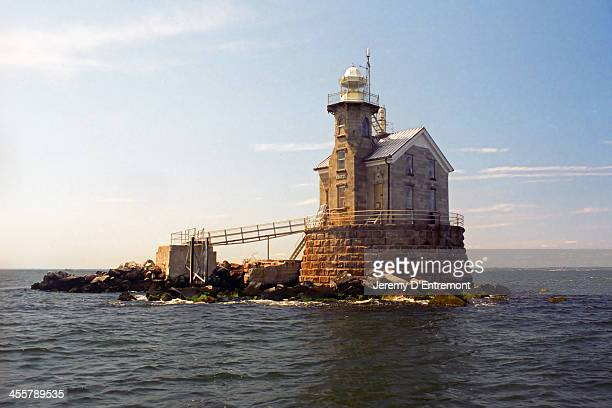 CONTENT] Stratford Shoal Lighthouse also known as Middleground Lighthouse Connecticut