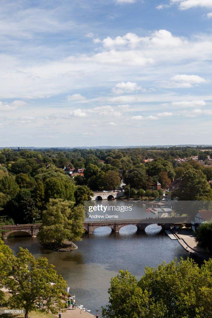 Stratford-upon-Avon : Stock Photo