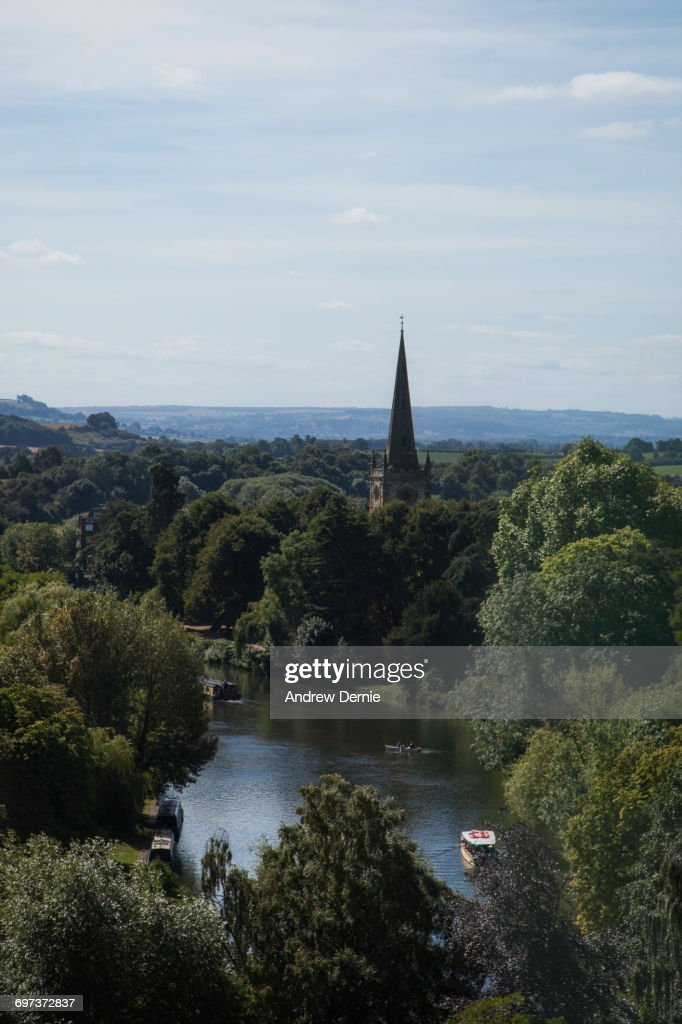 Stratford-upon-Avon : Stock Photo