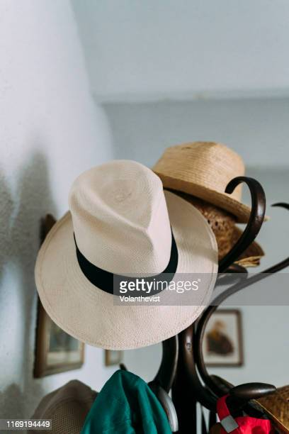 50 Wooden Hat Rack Pictures, Photos & Images - Getty Images