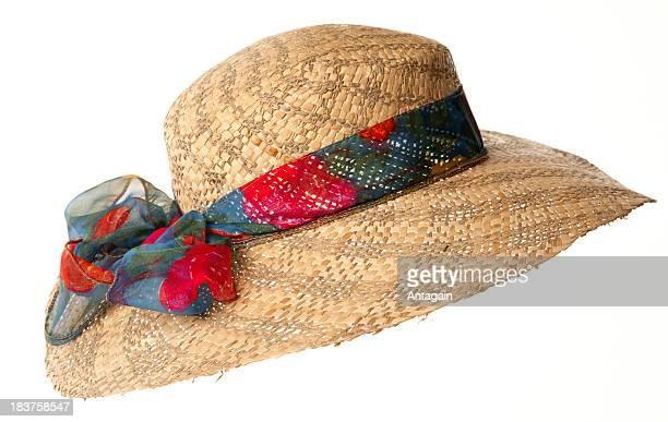 麦わら帽子 - 麦わら帽子 ストックフォトと画像