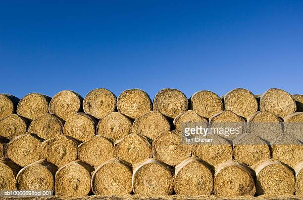 Strawbales, Cotswolds, UK