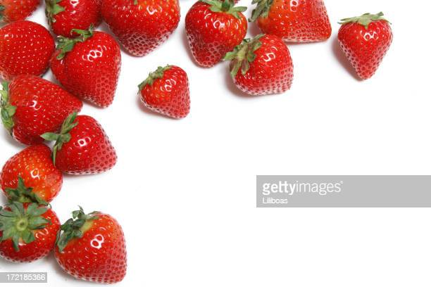 strawberries! - strawberry stock pictures, royalty-free photos & images