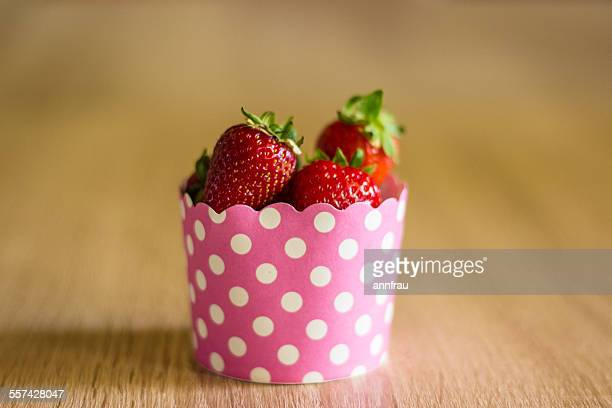 strawberries - annfrau stock pictures, royalty-free photos & images