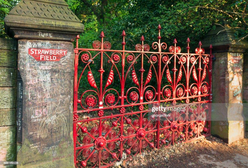 """Képtalálat a következőre: """"Strawberry Field Liverpool"""""""
