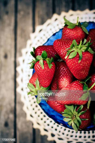 strawberry love - annfrau stock pictures, royalty-free photos & images