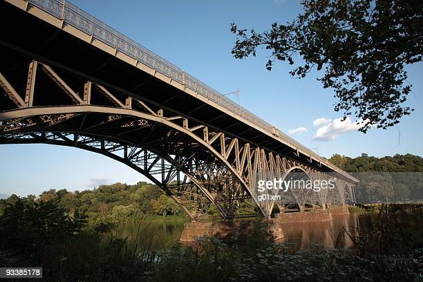 Strawberry Mansion Bridge Philadelphia