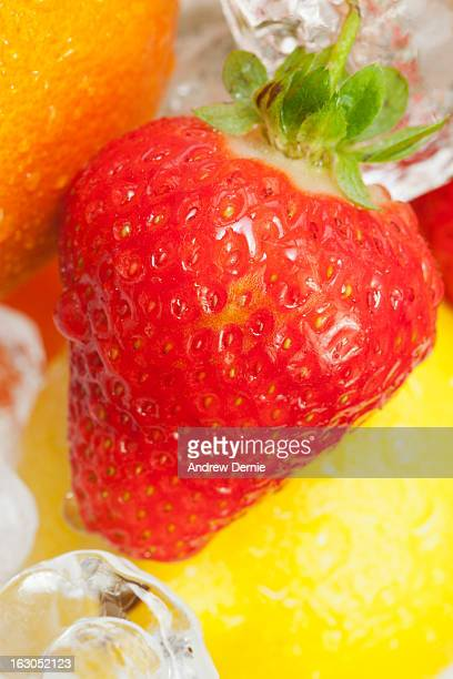 strawberry - andrew dernie stock-fotos und bilder