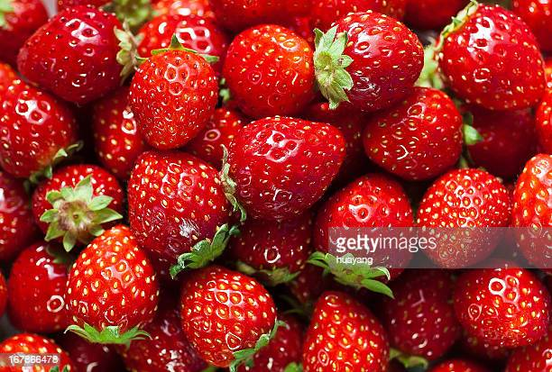 strawberry - strawberry stock pictures, royalty-free photos & images