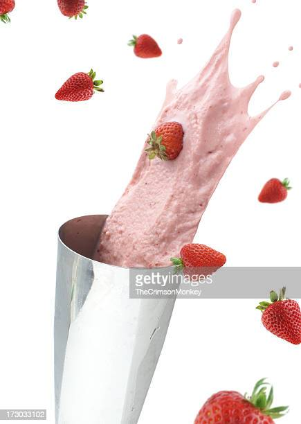Strawberry Shake or Smoothie