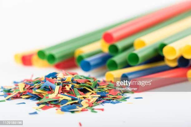 Straws, Microplastic and Plastic
