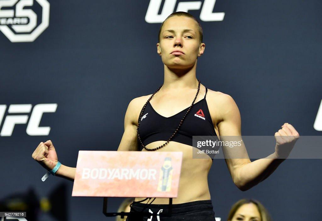 UFC 223 Weigh-in : Nieuwsfoto's