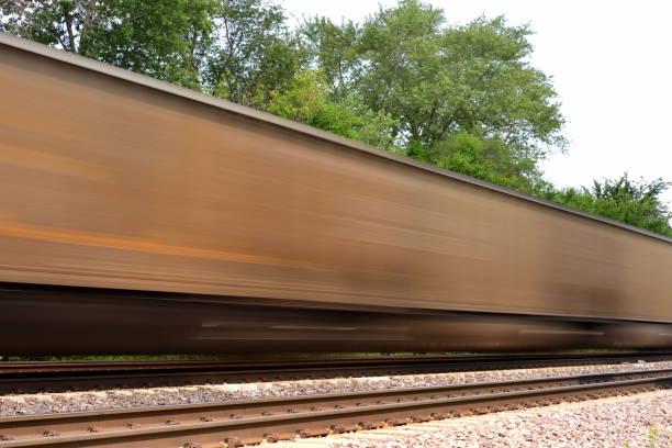 Streak Freight Train
