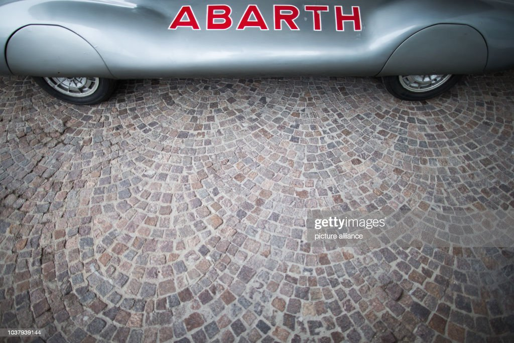 world record car by fiat abarth pictures getty images