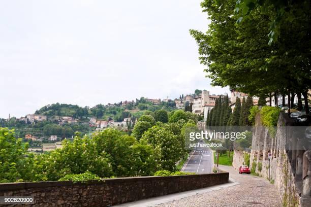 Stree Viala della Mura et Bergame ouest
