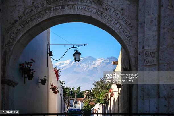 Street Arequipa / PER��