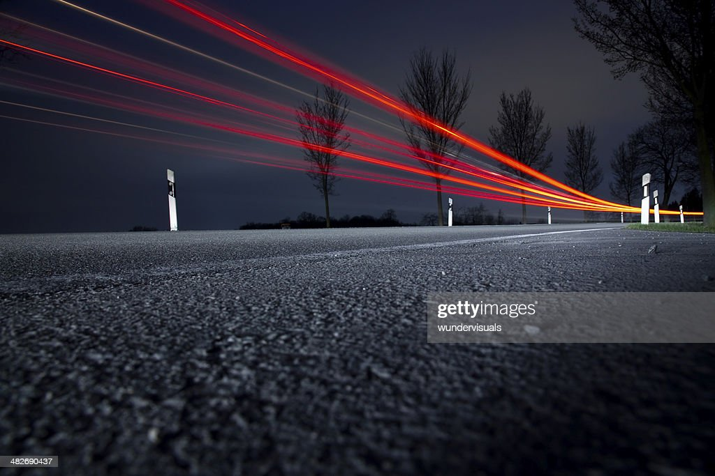 Street at night : Stock Photo