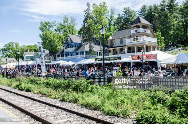 Laconia New Hampshire Stock Pictures