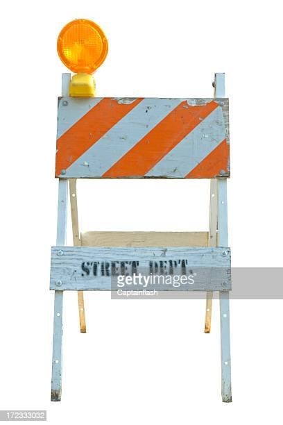 Street Barricade
