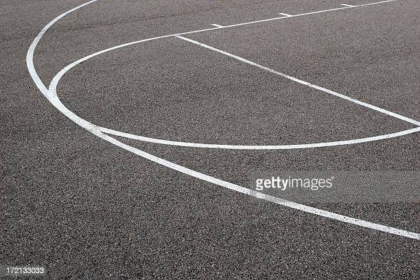 street basketball - three objects stock pictures, royalty-free photos & images