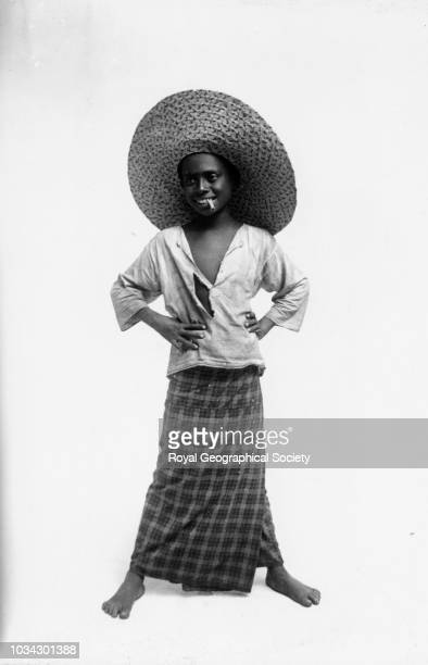 Street boy Colombo There is no official date for this image taken in or before 1937 From a lantern slide collection of Miss C Hunter Sri Lanka circa...