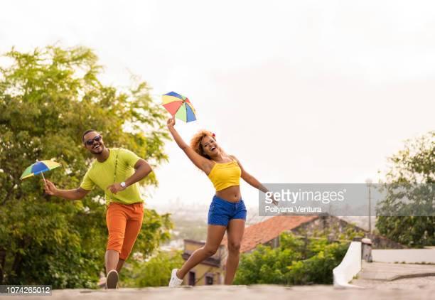 Street Brazilian Carnival in Olinda
