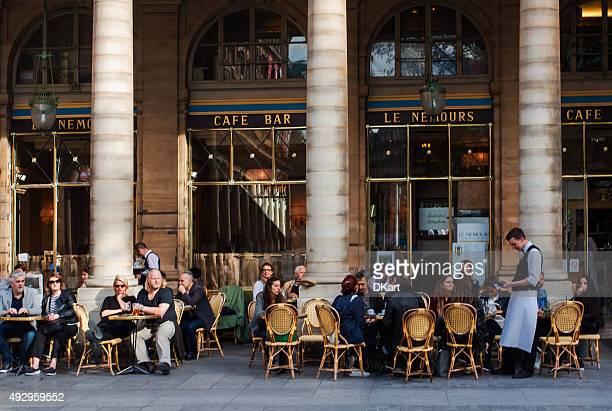 Street Café in Paris