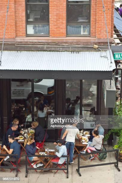 NewYork Street Cafe