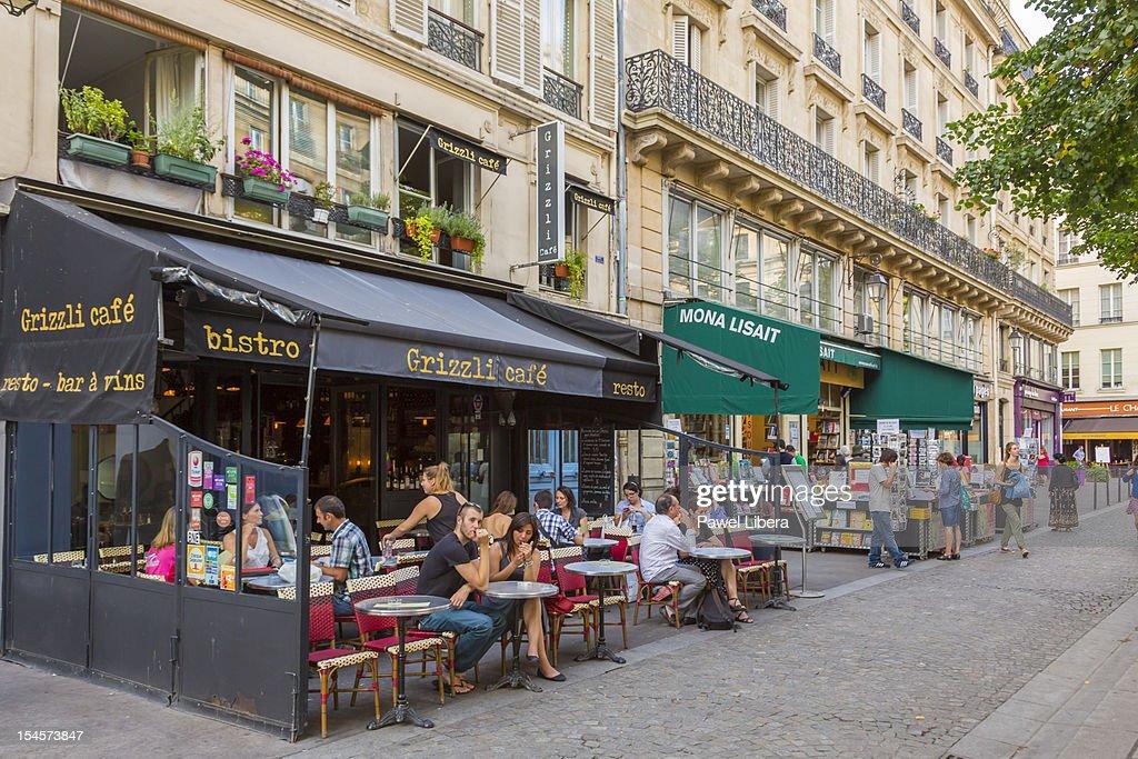 Marais Cafe Pricing