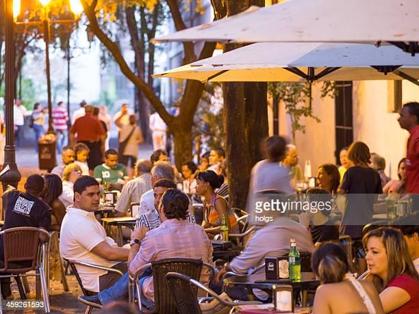 Cafeterías Santo Domingo, República Dominicana