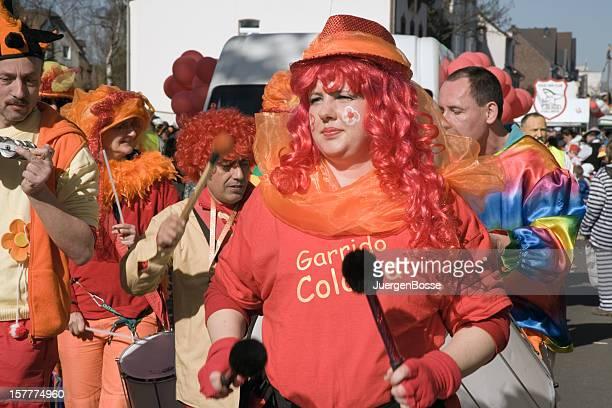 festa de rua em colónia - colónia renânia imagens e fotografias de stock
