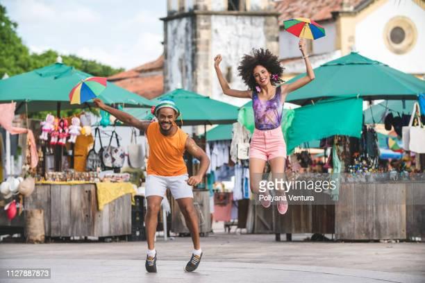 Street Carnival in Olinda, Pernambuco