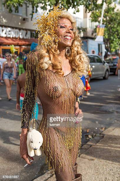 street carnival in rio - areola stock photos and pictures