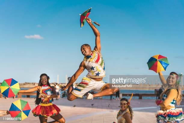 street carnival - frevo imagens e fotografias de stock