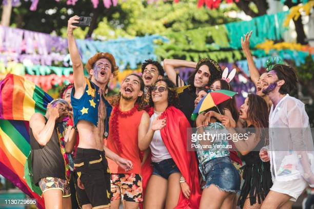 street carnvial - carnival stock photos and pictures