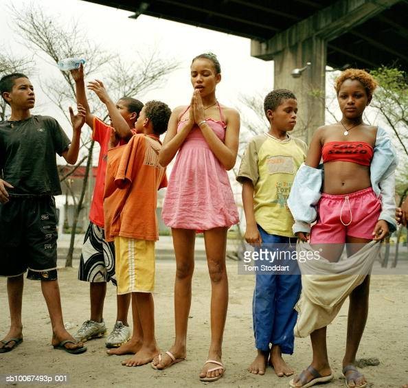 Street Children In The Rodoviaria District Of Downtown Rio De News Photo  Getty Images-7566