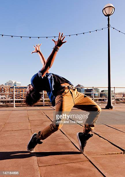 street dancer - dancing stock photos and pictures
