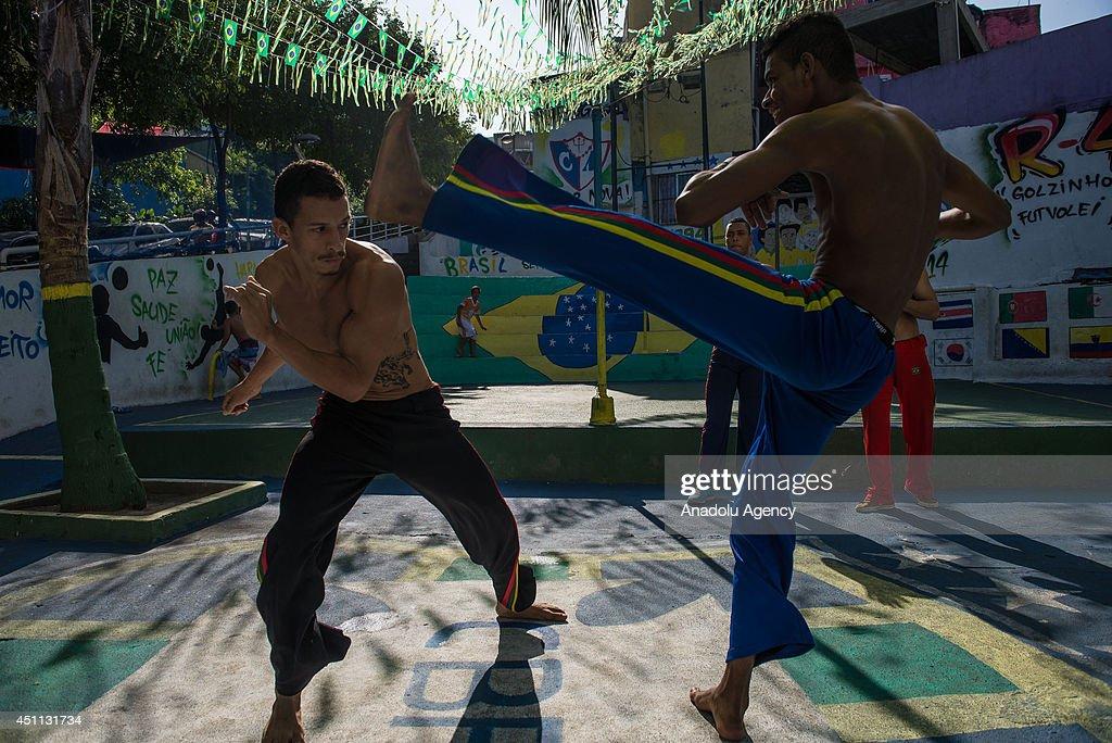 Capeiro Artists in Rio De Janerio : News Photo